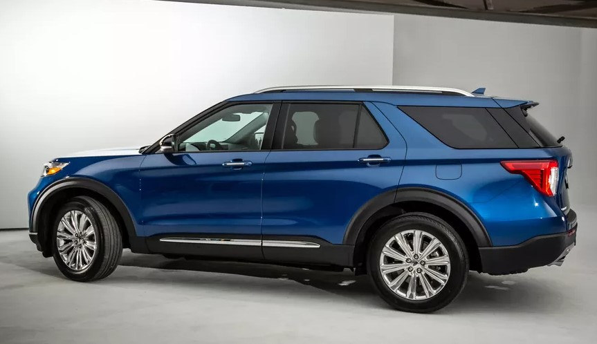 2020 Ford Explorer Horsepower changes
