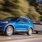 2020 Ford Explorer Hybrid Towing Capacity concept