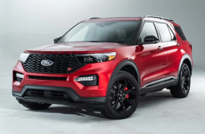 2020 Ford Explorer ST 3-Row SUV