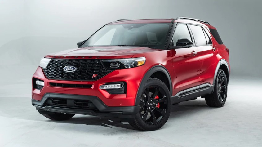 2020 Ford Explorer Hybrid changes