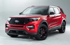 2020 Ford Explorer 3.0 Ecoboost changes