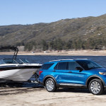 2020 Ford Explorer ST Towing Capacity changes