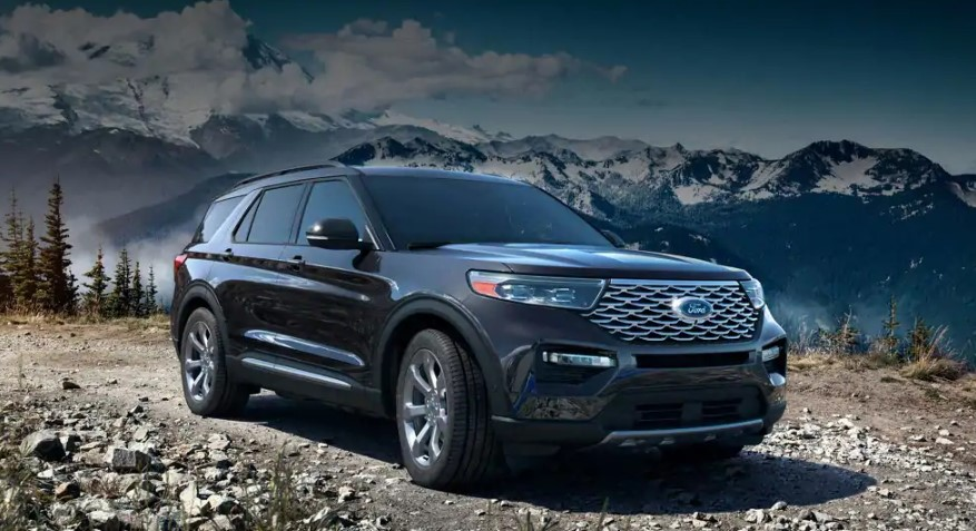 2020 Ford Explorer Turbocharged changes