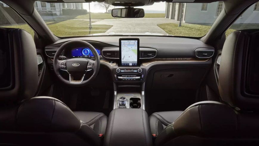 2020 Ford Explorer Twin Turbo interior New 2020 Ford Explorer SUV Colors, Release Date, Interior, Changes, Price
