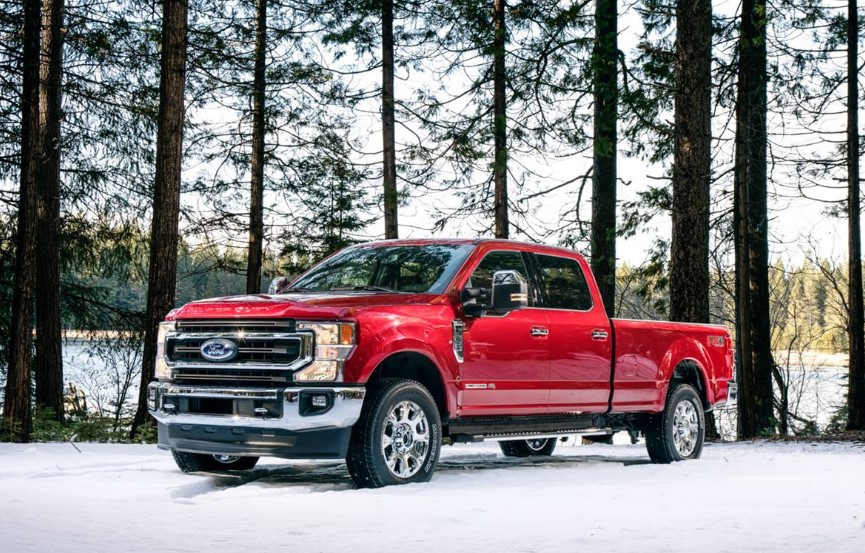 2020 Ford F-Series Super Duty concept