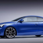 2020 Ford Focus Coupe changes