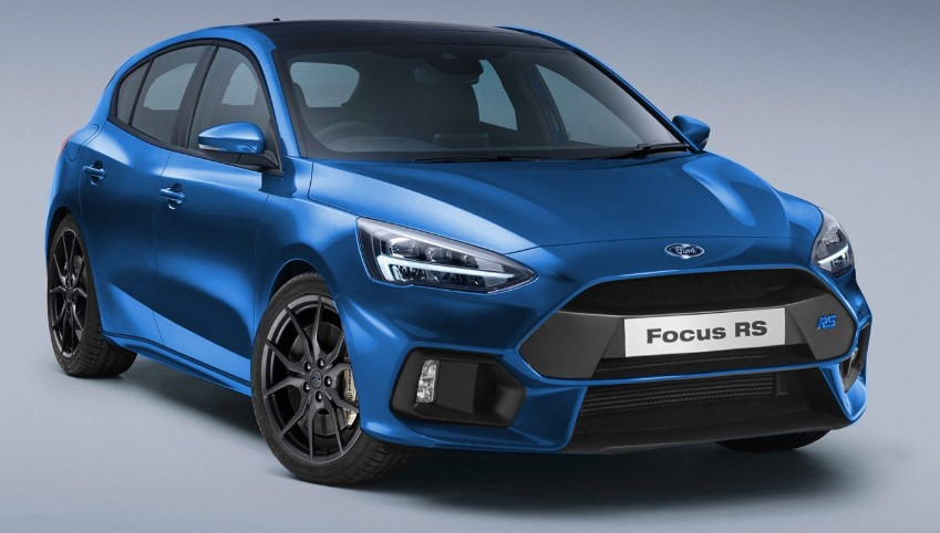 2020 Ford Focus RS Hatchback changes