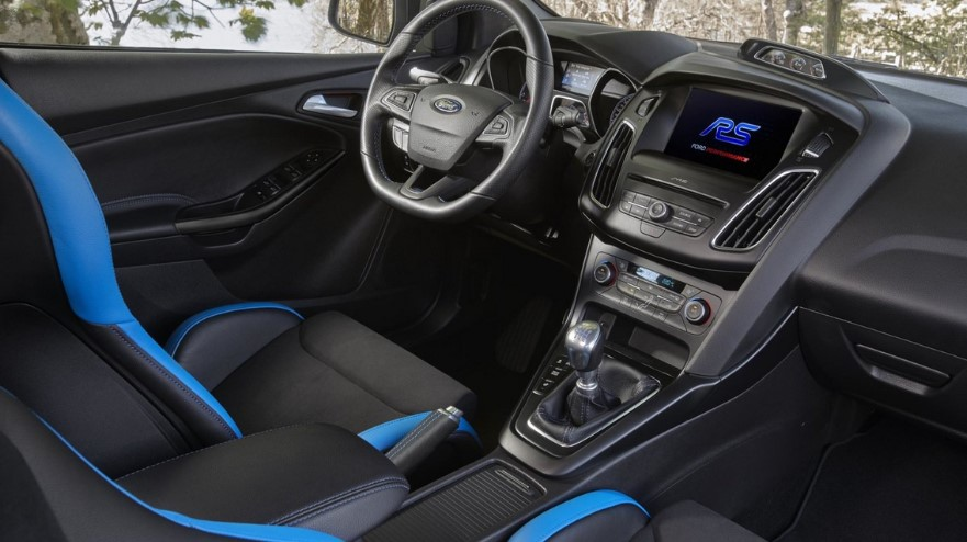 2020 Ford Focus RS Hatchback interior 2020 Ford Focus RS Limited Edition Colors, Release Date, Changes, Price