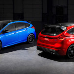 2020 Ford Focus RS Limited Edition changes