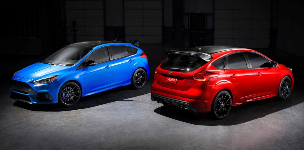 2020 Ford Focus RS Limited Edition changes 2020 Ford Focus RS Limited Edition Colors, Release Date, Changes, Price