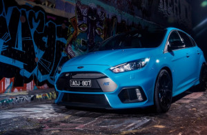 2020 Ford Focus RS Electric