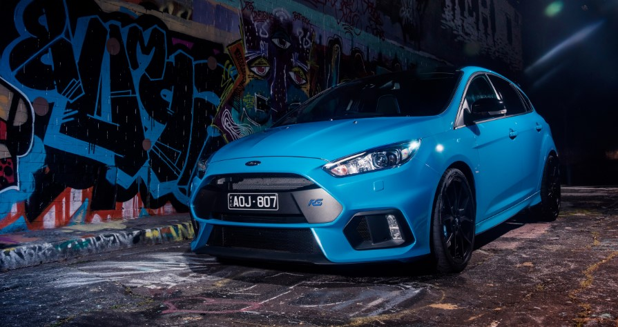 2020 Ford Focus RS Sport
