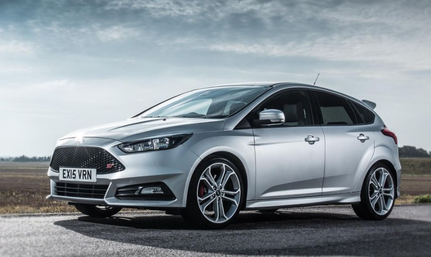 2020 Ford Focus ST changes