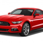 2020 Ford Mustang 5.0 concept