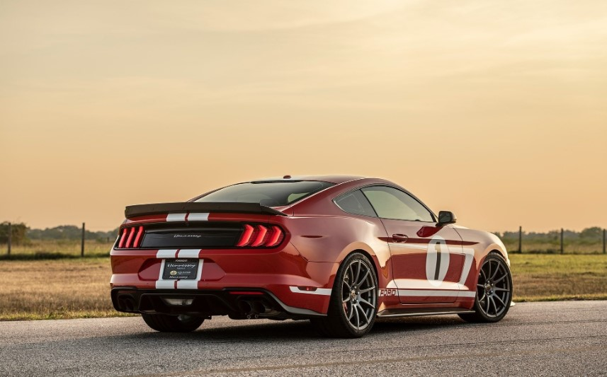 2020 Ford Mustang GT Hennessey Heritage Edition