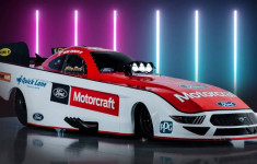 2020 Ford Mustang NHRA concept