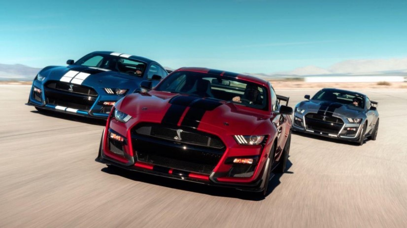2020 Ford Mustang Shelby GT500 0-60 release date