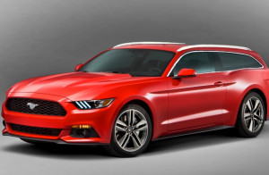 2020 Ford Mustang Wagon release date