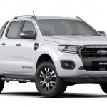 2020 Ford Ranger Australia changes