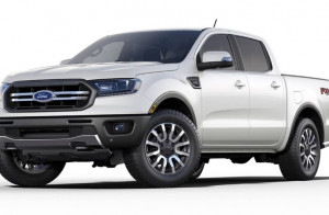 2020 Ford Ranger Hybrid changes