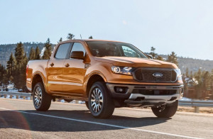 2020 Ford Ranger 4 Door concept