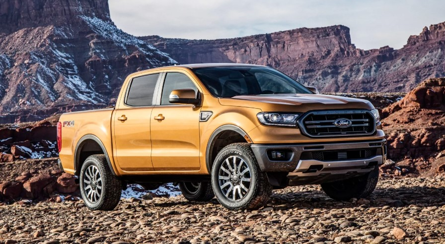 2020 Ford Ranger MSRP, Release Date, Redesign, Colors ...