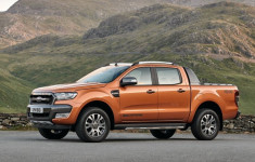 2020 Ford Ranger 4x4 changes
