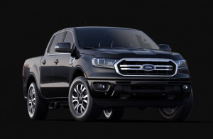 2020 Ford Ranger Black Concept