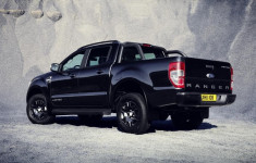 2020 Ford Ranger Black Edition concept