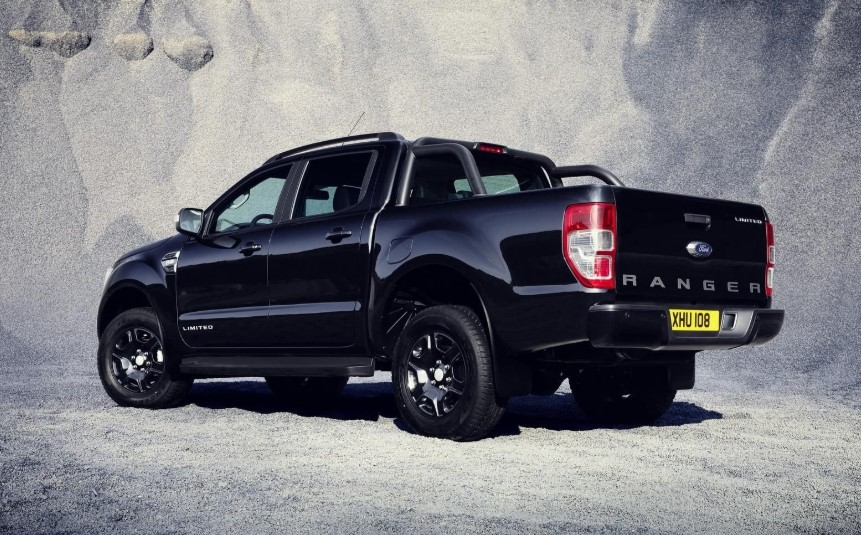 ford ranger black edition release date redesign interior price  ford