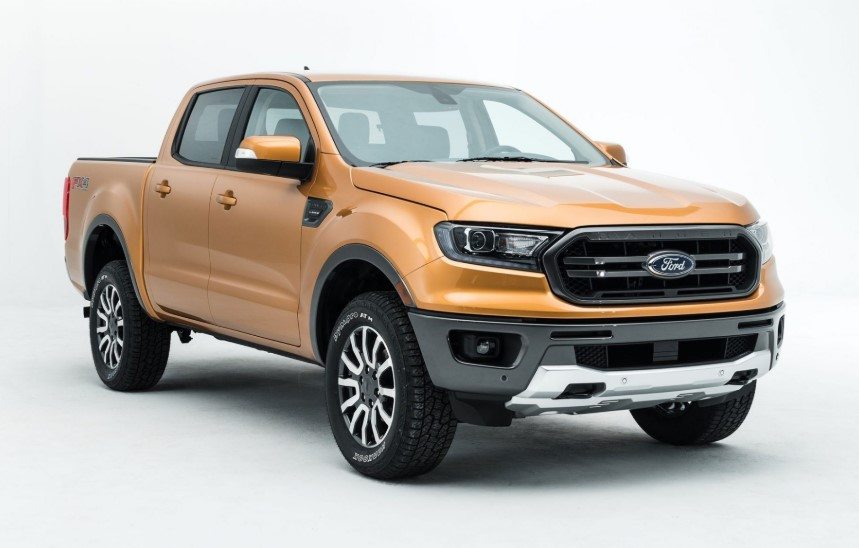 Ford Ranger 2020 UK changes