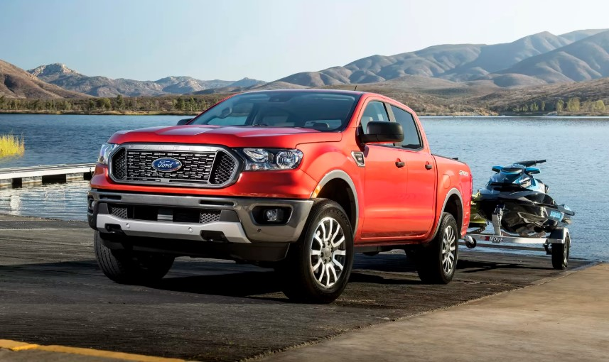 2020 Ford Ranger Crew Cab Colors, Release Date, Interior ...