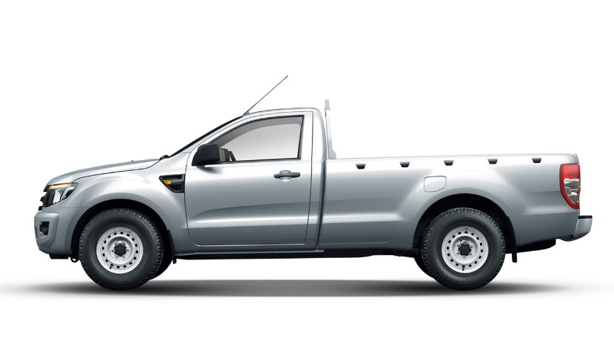 2020 Ford Ranger Regular Cab concept