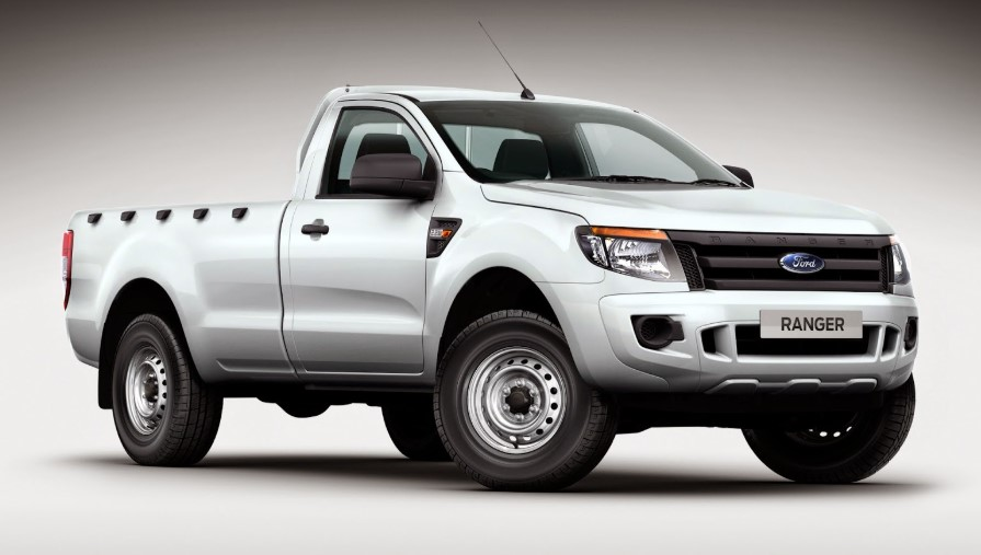 2020 Ford Ranger 2 Door