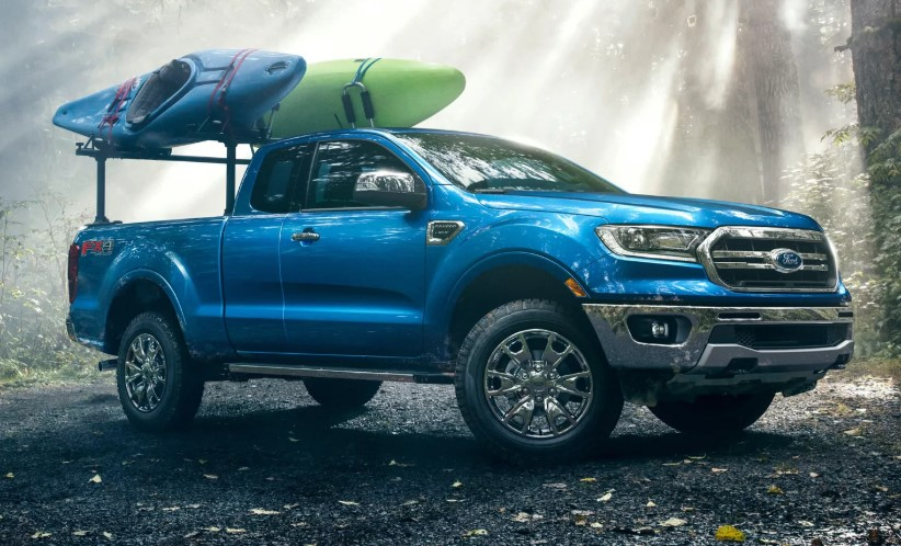 2020 Ford Ranger ST new 2021 Ford Ranger ST Colors, Release Date, Interior, Concept