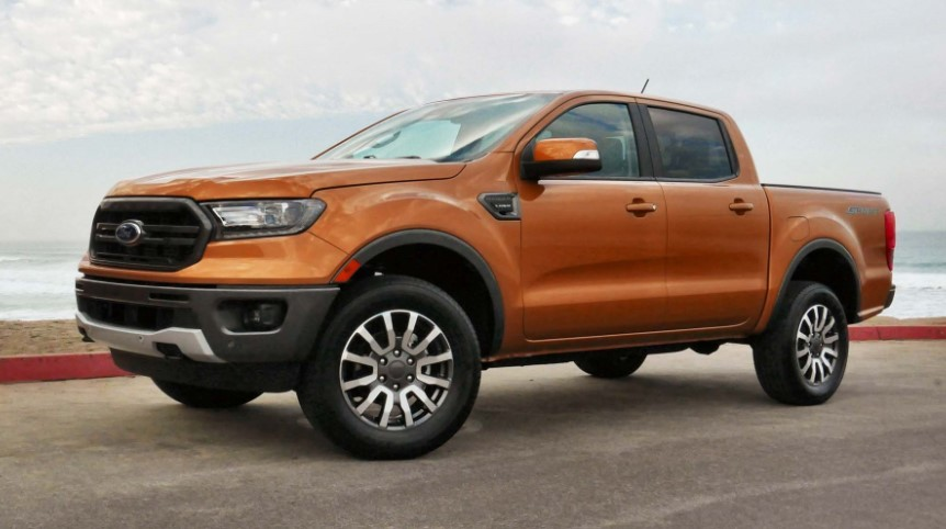 2020 Ford Ranger ST rumors 2021 Ford Ranger ST Colors, Release Date, Interior, Concept