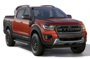 2020 Ford Ranger Storm changes