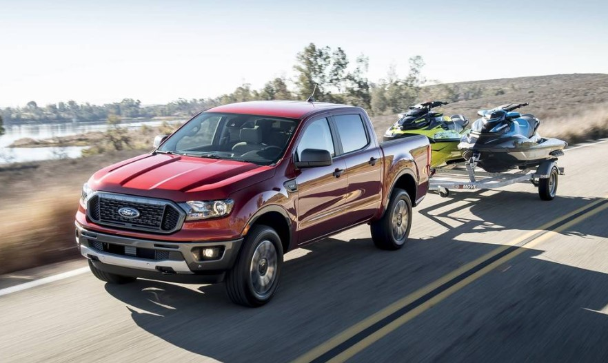 2020 ford ranger towing capacity release date  interior  specs  redesign