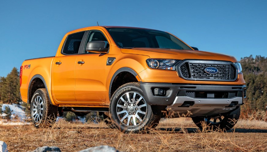 2020 ford ranger v6 colors  redesign  interior  release date  price
