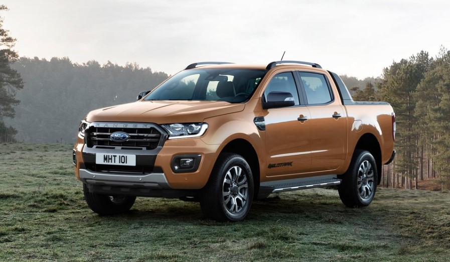 2020 Ford Ranger Wildtrak concept