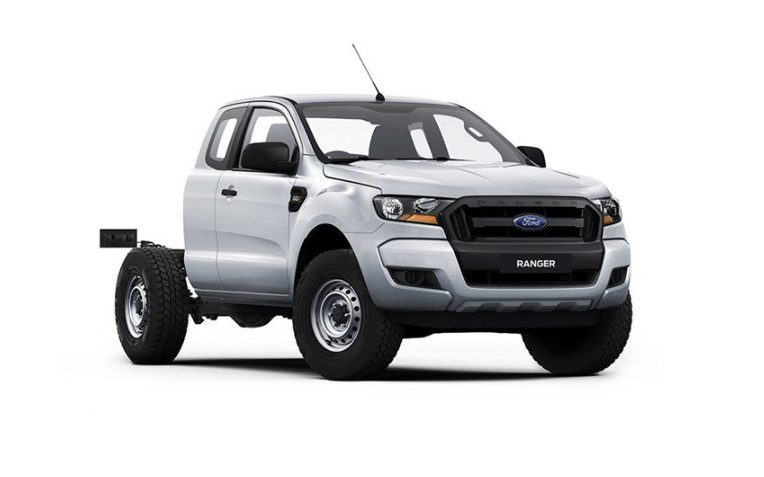 2020 Ford Ranger XL Hi-Rider review