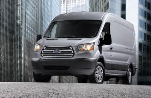 2020 Ford Transit 150 design