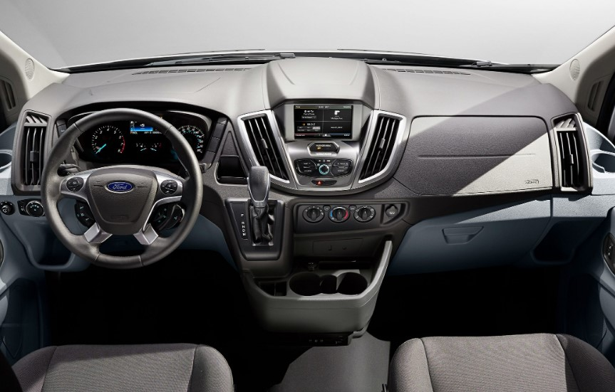 2020 Ford Transit 350 interior 2020 Ford Transit 350 Colors, Release Date, Interior, Changes, Price
