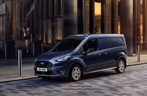 2020 Ford Transit Connect design