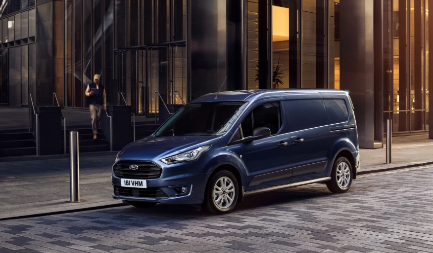 2020 Ford Transit Connect concept 2020 Ford Transit Connect Colors, Release Date, Interior, Changes