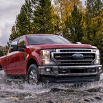2021 Ford F-250 Hybrid Rumors