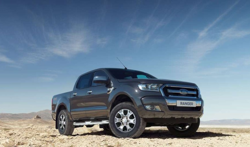 Ford Ranger 2020 Mexico changes
