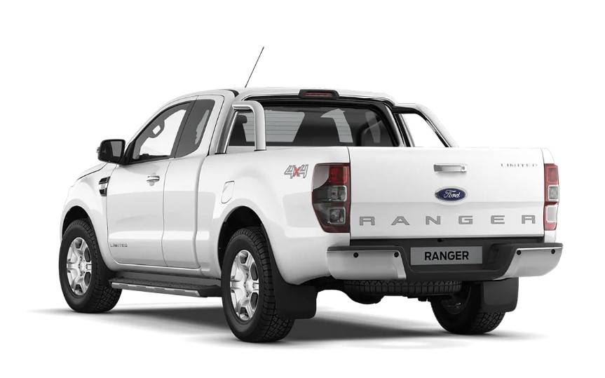 Ford Ranger Limited 2020 redesign