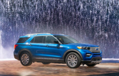 New 2020 Ford Explorer SUV changes