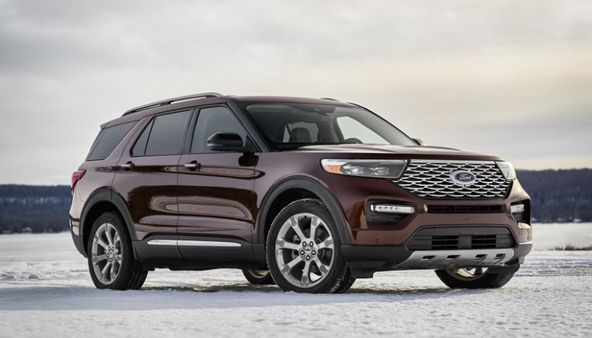 2020 Ford Explorer Co-Pilot360